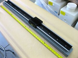 Thomson 45 Linear Motion Superslide System Dsra 8 Rail Ball Bearing Bushing