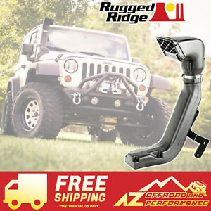 Rugged Ridge Modular Xhd Snorkel High Mount Use W Ram Intake 07 18 Jeep Wrangler