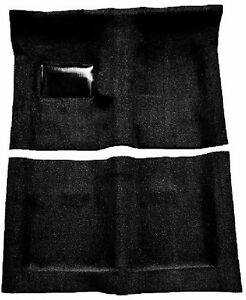 Acc Black 66 70 4 Speed B Body Molded Carpet Set Mopar Correct 80 20 Loop Rug