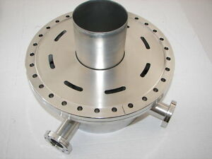 Huntington High Vacuum Research Chamber 13 25 Flange gec Reference Cell