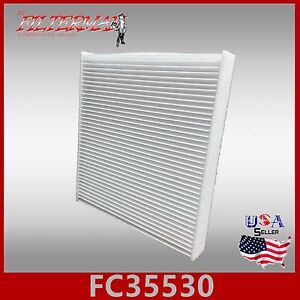 Fc35530 Caf1792 Cabin Air Filter 2002 06 Altima 2004 08 Maxima