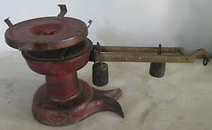 Vintage Howe 5072 Store Counter Scale