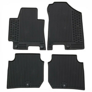 Oem New All Weather All Season Rubber Floor Mats 2013 2016 Kia Forte A7013 adu00