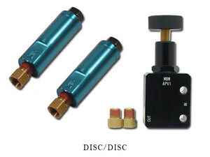 Adjustable Proportioning Valve With Residual Valve Kit Disc disc