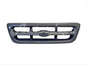 For 1998 2000 Ford Ranger 2wd 4wd Grille Material Grey New