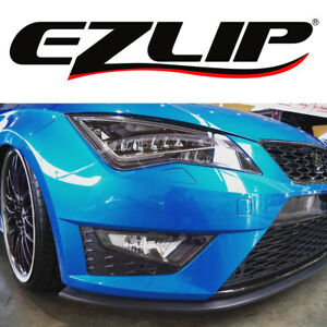 The Original Ez Lip Spoiler Aero Body Kit Seat Ibiza Leon Altea Mii Ezlip