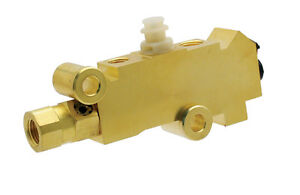 Gm Pv2 Disc Drum Proportioning Valve Combination Valve Cars Trucks