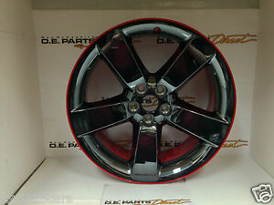 Dodge Challenger Charger 20 Rally Redline Edition Factory Wheel Rim 1ya39szrab