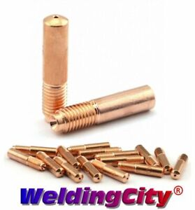 Weldingcity 25 pk Contact Tip 000 068 0 035 For Miller Hobart Mig Welding Gun