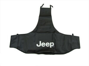 2002 2007 Jeep Liberty Hood Bra Cover T Style Mopar Genuine Oem New 82207591