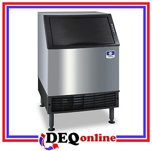 Manitowoc Neo U 140 132 Lb Undercounter Ice Machine Uyf 0140a Replaces Qy 0134a