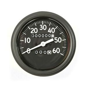 Speedometer Assembly Long Style Needle For 1941 1943 Mb Ford Gpw 17206 02 Omix