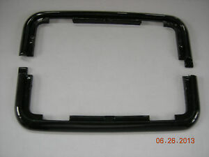 Mg Mgb Mgb Gt Mgc Inside Door Handle Latch Bezel Pair Bezels 68 80