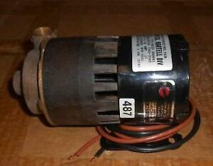 Fasco Cp 4cm 2 68547300 Magnetic Drive Pump 208 230 60 1 171078
