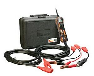 Power Probe Iii With Case And Accessories Flame Print Pwp Pp319fire Brand New