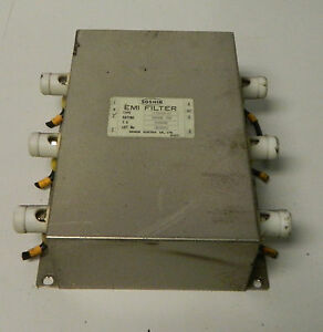 Soshin Emi Filter Off Of Fanuc Robocut Wire Edm Mod Lf3005a y1 Used