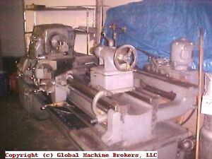 Monarch Heavy Duty Lathe