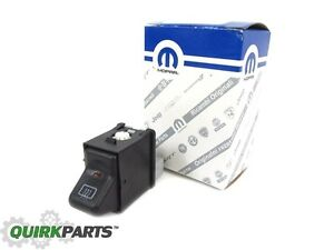 1997 2006 Jeep Cherokee Wrangler Rear Window Defrost Switch Replacement Oem New