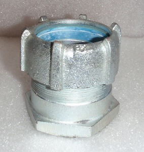 T b 2 Sealtite To Rigid 4 Piece Non insulated Electrical Coupling