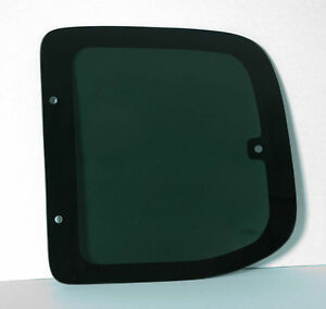 Fits 2000 2006 Toyota Tundra Quarter Glass Driver Side 2 Door Extended Cab