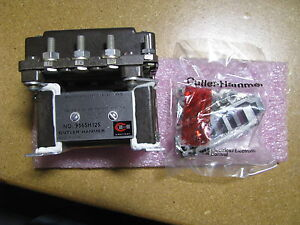 Cutler Hammer Ac Power Relay 100 Amp Type Ii 9565h125 Nsn 5945 00 023 2424