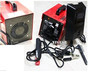 100 Amp Electrode Arc Welder Welding Machine W cooling Fan Mma
