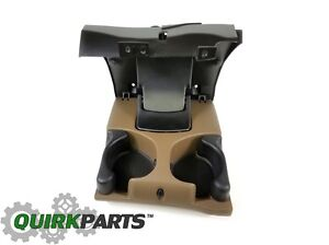 1998 2002 Dodge Ram 1500 2500 3500 Tan Instrument Panel Cup Holder Oem New Mopar