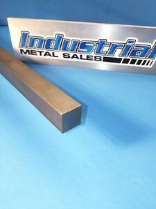 3 4 X 36 long 416 Stainless Steel Square Bar 750 416 Stainless Steel Square