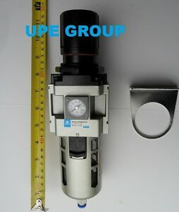 Air Pressure Regulator Filter Combination For Compressed Air 3 4