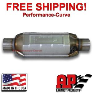 2 25 Ap Exhaust Heavy Load Catalytic Converter True Obdii 608215