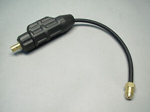 Usaweld 195379 International Style Tig Torch Adapter For Miller Free Shipping 26