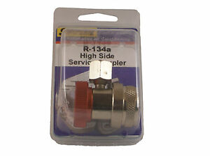 Supercool High Side Snap On Quick Service Coupler 34413