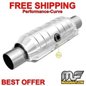 Magnaflow 2 25 Heavy Loaded Catalytic Converter Obdii 99355hm