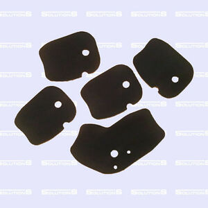 Toyota Tacoma Cup Holder Rubber Tabs Repair Rebuild Kit