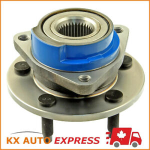 Front Wheel Hub Bearing Assembly For Chevrolet Impala No Abs 2004 2005 2006 2007
