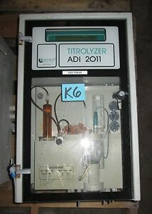 Applikon Titrolyzer Adi 2011 1323 titr 01 Potentiometric Titration Analyzer 35