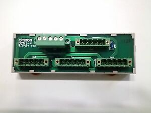Omron Dcn1 4 T tap Devicenet Branch Line 5 Connector Working