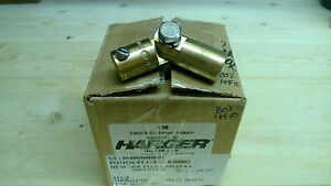 10 Copper Harger Lightning Rod Air Terminal Adapters 138 Grounding Swivel