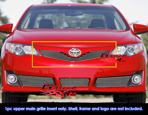 Fits Toyota Camry Se Billet Grille Grill Insert fits 2012 2014
