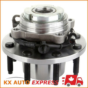 Front Wheel Bearing Hub Assembly For F350 Super Duty 4wd Abs 2000 2001 2002
