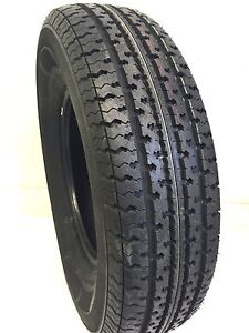 4 New Heavy Duty Trailer St225 75r15 Tires 225 75 15 2257515 8p r Set Of 4
