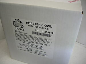 25 Lb bx chick ade Marinade For Chicken Use With Broaster pressure Fryer henny P