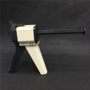 Sale 1 1 Ratio Dental Mixing Dispenser Dispensing Gun Impression Dental Gun 50ml