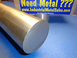 410 Cold Finished Stainless Steel Round Bar 3 X 12 long 3 Dia 410 Stainless
