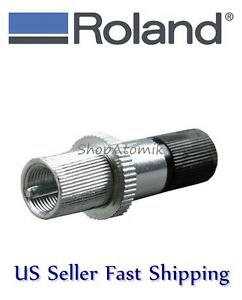 Roland Blade Holder For Vinyl Plotter Cutter Plus 45 Blade Ships Next Day Usa