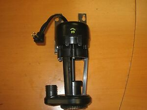 Manitowoc 115volt Water Pump New Part 76 2306 3