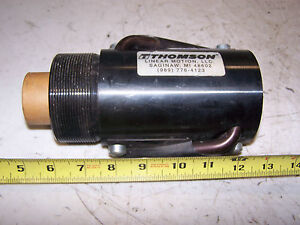New Thomson Linear Motion 1 7 8 Id Linear Ball Bearing 7 1 2 Long Overall