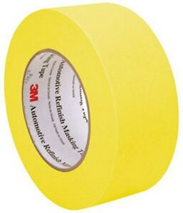 Automotive Refinish Masking Tape 48 Mm X 55 M 3m 6656 Brand New