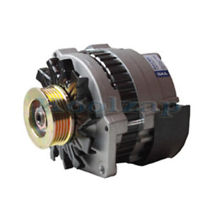 94 97 Saturn S Series 1 9l L4 5s Alternator Generator 96 Amp Output 21023702