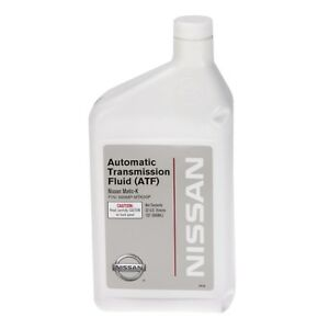 1 Quart Nissan Matic K Automatic Transmission Fluid Oem New Genuine